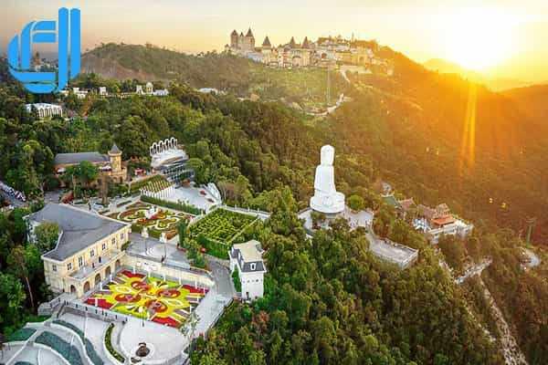 Đến Đà Nẵng nhớ ghé Chùa Thiêng trên đỉnh núi Bà Nà Hills
